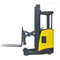 Wholesale Electric forklift reach trucks with seat more competitive price from china suppliers