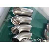 Wholesale Hygienic Valves And Fittings 1/2'' - 12'' , TP304 316L Stainless Steel Sanitary Weld Fittings from china suppliers