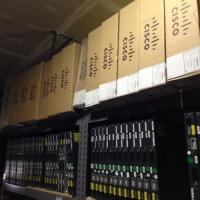 Wholesale 24 Ports Cisco 6500 Modules Cisco 6500 Line Cards Expansion Type WS-X6824-SFP-2TXL from china suppliers