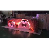 Wholesale Indoor Full Color 3.9 Rental Curved Led Display Stage Led Screen With 140º Viewing Angle from china suppliers