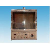 Wholesale 900 Torch Angle Wire Flammability Test Chamber For Coal Mine Flame Retardant Cable from china suppliers