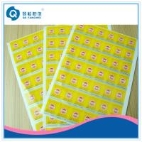 Wholesale Embossing Tamper Proof A4 Self Adhesive Labels For Cigarette / Stationery from china suppliers