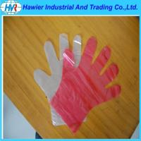 Quality Cheap Disposable PE Gloves Transparent Gloves for sale