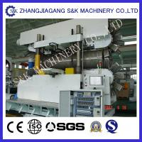 Wholesale Automatical 150-300mm pe corrugated pipe extrusion line single / double wall With CE from china suppliers