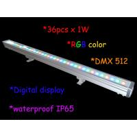 Wholesale 1000mm Length 36pcs 3w Rgb Outdoor led wall washer ip65 / Stage Light Decor from china suppliers