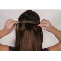 Wholesale 100 Brazilian Hair Clip-On Hair Extension No Damage All Texture Available from china suppliers