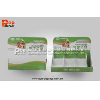 Retail Cardboard Display Countertop Boxes Wholesale For Exhibition Stands