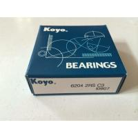 Wholesale Japan KOYO ball bearing 6204 2RS/ZZ gcr material bearings from china suppliers