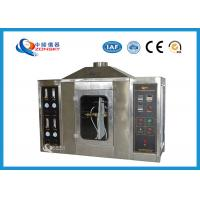 Wholesale SUS 304 Flame Test Apparatus For Paper Plasterboard Fire Stability Combustion from china suppliers