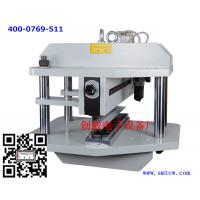Wholesale V-Cut groove FR4 PCB Depanel Pneumatically With SKH-9 Blades from china suppliers