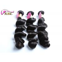 Wholesale Smooth And Soft Loose Wave Brazilian Human Virgin Hair Extensions 8- 38 inch from china suppliers