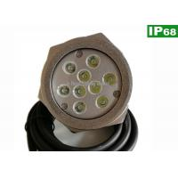 Wholesale High Power 27W Marine RGB LED lights / LED Drain Plug Light for Yacht from china suppliers