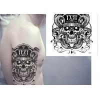 Fashion Body Tattoo Stickers , Customizable Fake Hand Tattoo Stickers