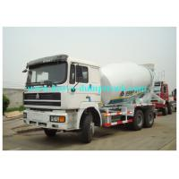 Wholesale SINOTRUK HOWO 6X4 self loading mixer truck with EVB ABS MTCO Traveling data recorder from china suppliers