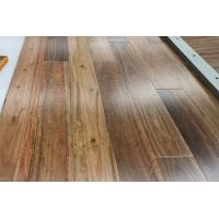 Wholesale smooth Pacific Spotted Gum Engineered Timber Flooring with glossy finishing from china suppliers