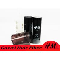 Wholesale Sweat Resistant Human Hair Fibers , Instant Hair Thickener For Men from china suppliers