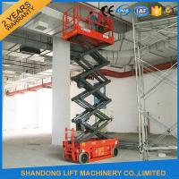 Wholesale Self - Propelled Scissor Lifts Aerial Lift Scaffolding 12 Months Warranty from china suppliers