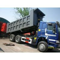 Wholesale SINOTRUCK 19CBM DUMP TRUCK / Dumper Lorry horse to load 30 tons use in mine site from china suppliers