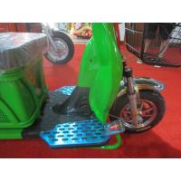Wholesale Green Color Electric Powered Tricycle Battery Operated Rickshaw 1600*750*1010mm from china suppliers