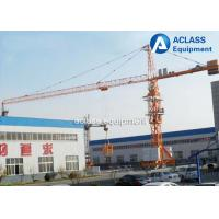 Wholesale 6 Ton Base Mobile Tower Crane Lift Machine For Construction 40 m Height from china suppliers