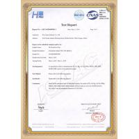 Wuxi Isaac Industry Co., Ltd. Certifications