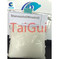 Wholesale Stanozolol Winstrol Natural White Crystalline Oral Anabolic Steroids Powder Cutting Cycle Steroids from china suppliers