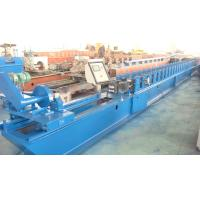 Buy cheap Cold Rolled Steel Shutter Door Forming Machine with Hydraulic Cutting from wholesalers