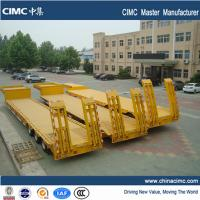 Wholesale extendable low bed trailer for sale from china suppliers