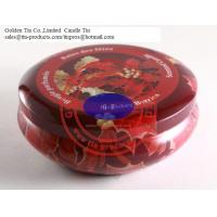 Wholesale Sell Candle Metal box , candle tin ,Tin candle box -Golden Tin Co.,Limited from china suppliers