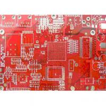 Wholesale 6 mil PTHL aluminium 94v0 CEM-3 6 mil PTH L Gold Plating six layer V-cut PCB  from china suppliers