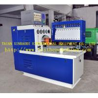 Quality Screen display testing data diesel fuel injection pump test bench 12PSB with industrial computer for sale