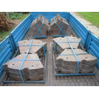 Wholesale Ni Hard Wear Resistant Casting HRC53 Hardness For Grinding Feldspar from china suppliers