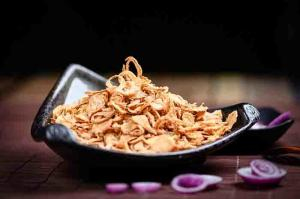 Wholesale No Addictive Granulated Crispy Fried Shallot from china suppliers