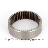 Wholesale Metallurgy Machinery Teeth Internal Gear / Stainless Steel Starter Motor Ring Gear from china suppliers
