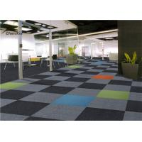 Wholesale Commercial Floor Carpet Square Rugs Machine Tufting Nylon 6 - 6 Modular Carpet Tiles from china suppliers