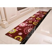 Wholesale Shockproof Dandelion flowers style printed floor mats for Home decoration from china suppliers