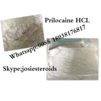 Wholesale High Purity Pharmaceutical Intermediates Prilocaine HCL For Relieving Pain CAS 721-50-6 from china suppliers