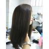 Buy cheap European Virgin Hair Wig Jewish Wig Kosher Wig, Expensive Human Hair Wigs, Long Hair Wig from wholesalers