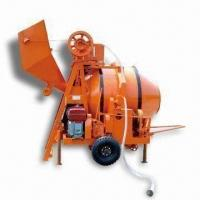 Wholesale Diesel Concrete Mixer with Changfa Engine, 560L Loading Capacity, 15hp Power and Two Wheels from china suppliers