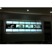 Wholesale Ad Player LCD Video Wall Lcd Advertising Player Large Display System LG Panel from china suppliers