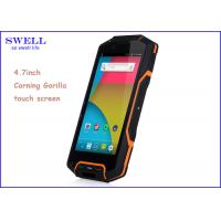 Wholesale Portable Rugged Waterproof Phone Adopt GSM Standard 1280*720 Pixel from china suppliers