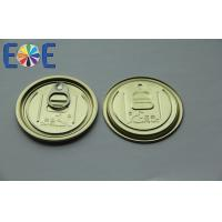 Wholesale Beer PET Can Easy Open Cap , Aluminum Alloy POP Can Lids For Tinplate from china suppliers