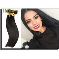 Wholesale Original Brazilian Remy Human Hair Virgin Hair Extensions With Tangle Free from china suppliers