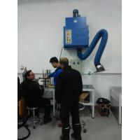 Wholesale Wall mounted Filtration System with Flexible Extraction Arm, wall hanging fume extractor from china suppliers