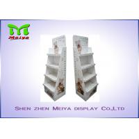 Wholesale 4 Tiers Custom cardboard displays for Pet Accessories , cardboard shelf display from china suppliers