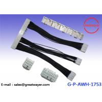 Wholesale 3 Arraies Europe Standard vehicle wire harness GXL 18AWG / 125 PIN Socket from china suppliers