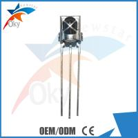Wholesale Universal Integration Arduino Sensors IR Infrared Receiver HS / VS1838 Head Metal from china suppliers