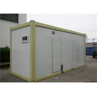 Wholesale Fireproof Flat-packed Ablution Container Shower 20ft 40ft Sandwich Panel from china suppliers