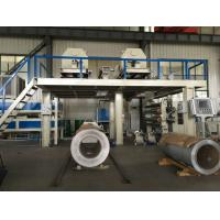 Quality JMJX NO.6 Two Roll High Speed Energy Saving Aluminum Composite Panel Production Line for sale