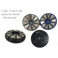 Buy cheap Stone Grinding Abrasive Shoes to Canada India/ Diamond Grinding disc/Diamond Grinding tools for Concrete Floor from wholesalers